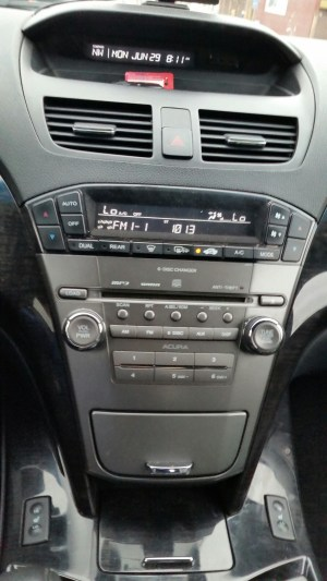 Where to find a dash kit for an aftermarket Stereo on a 08