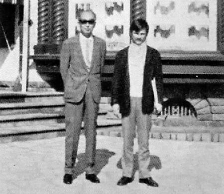 Kurosawa och Tarkovskij