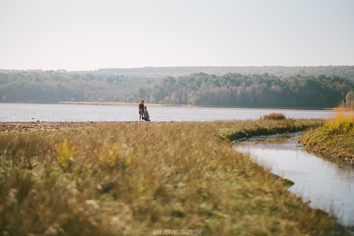 Séance grossesse forêt de Paimpont Brocéliance - Méa Photography 07