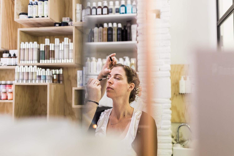 maquilleur pro maquillage mariage boutique blush rennes