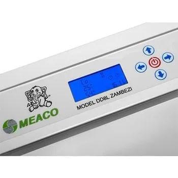 αφυγραντήρας Meaco DD8L Zambezi. Αφυγραντήρας με ζεόλιθο (desiccant) Meaco DD8L Zambezi ψηφιακή οθόνη LCD