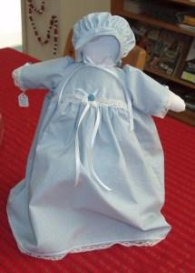 89. Hand-Sewn Doll