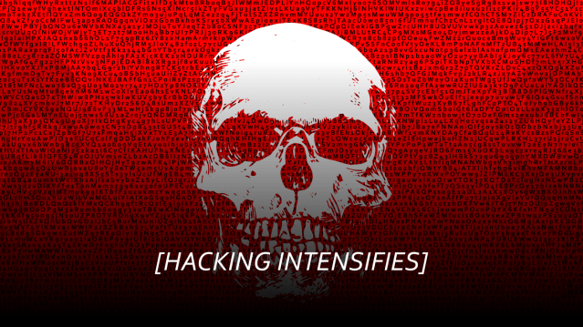 hacking-intensifies