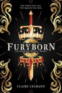 Cover for Furyborn by Claire Legrand