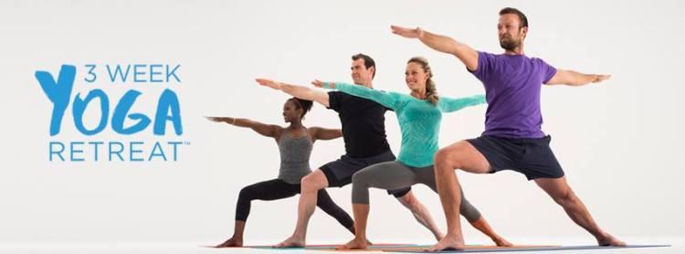 yoga trial