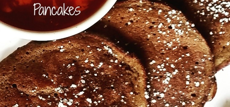 21 Day Fix: Chocolate Protein Pancakes Recipe