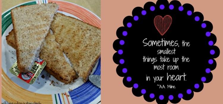 Breaking Bread: Kids and Food