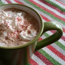 Skinny Peppermint Latte Recipe