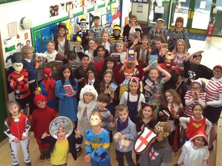 MBK World Book Day