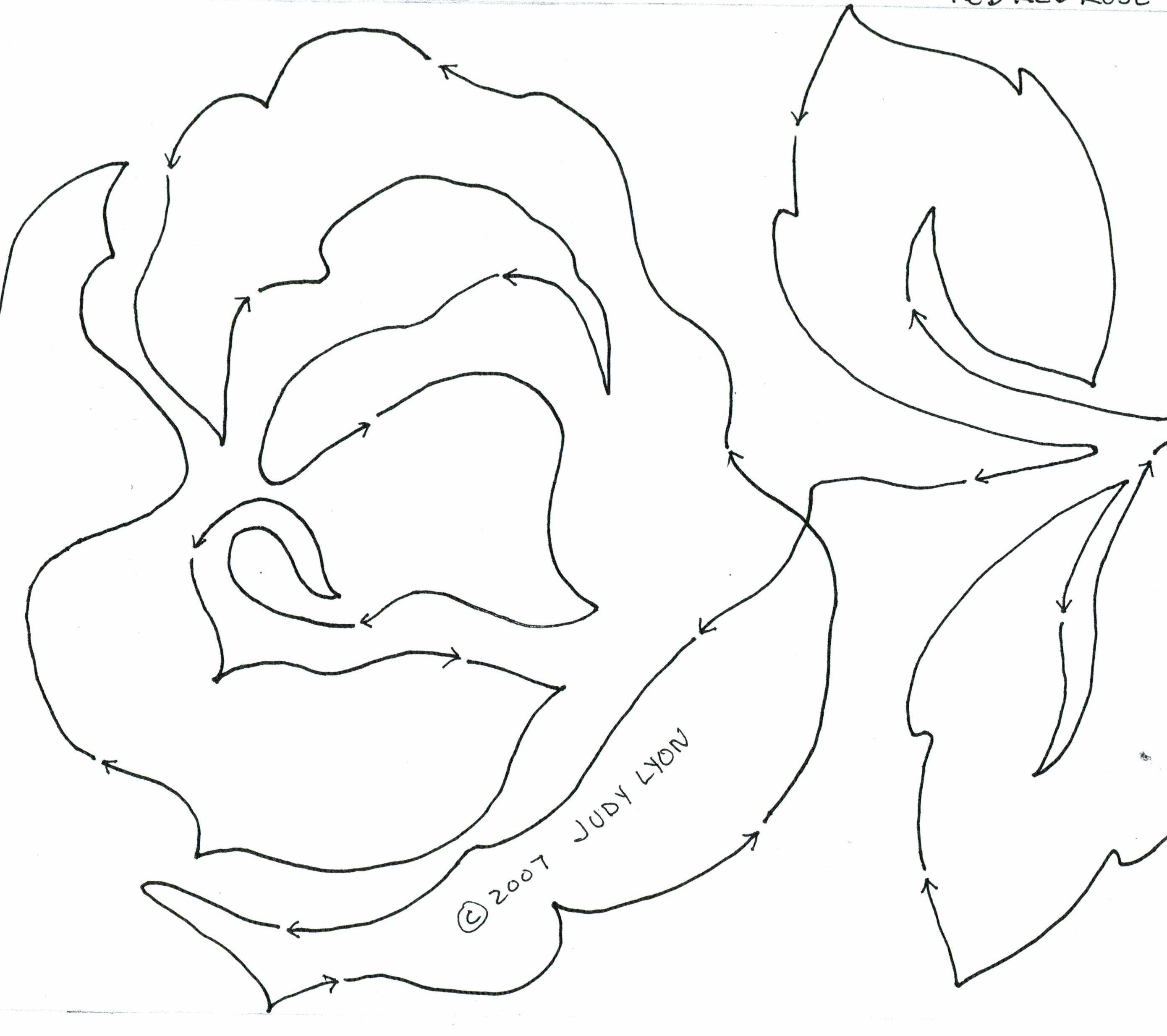 Red Red Rose 8 Border Pattern 8 Edge To Edge
