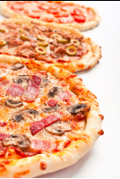 Lunch Catering - Gourmet Pizzas
