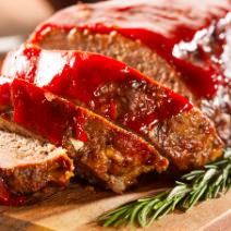 Catering Menu - Homemade Meatloaf