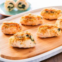 Catering Menu - Stuffed Chicken