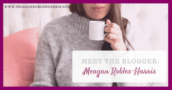 Meet the Blogger: 12 Fun Facts About Me