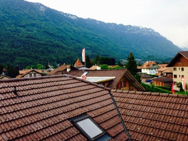 Taking Topdeck | Interlaken