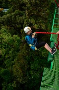 Hiking Through the Hanging Bridges of Monteverde
