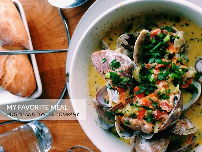 Hog Island Oysters Company | The Stopover by Meaghan Murray | meaghanmurray.com