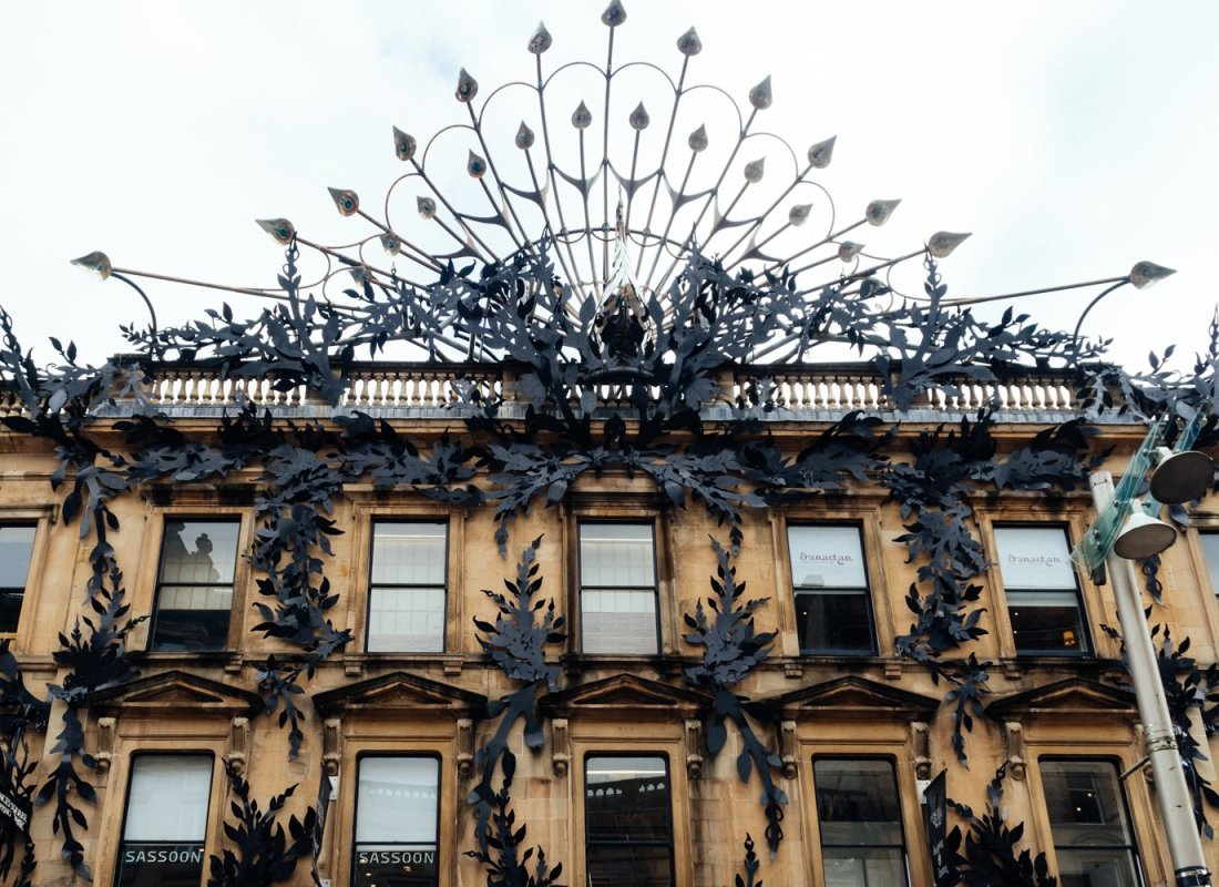 Glasgow, Scotland | The Stopover by Meaghan Murray
