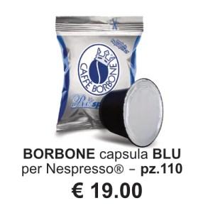 Respresso blu