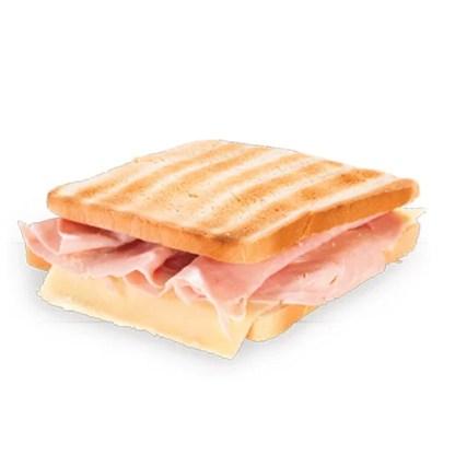 Toast Cotto e Formaggio