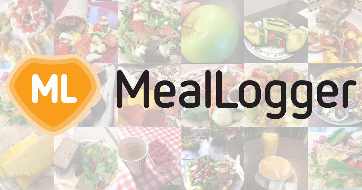 Image result for Meal logger