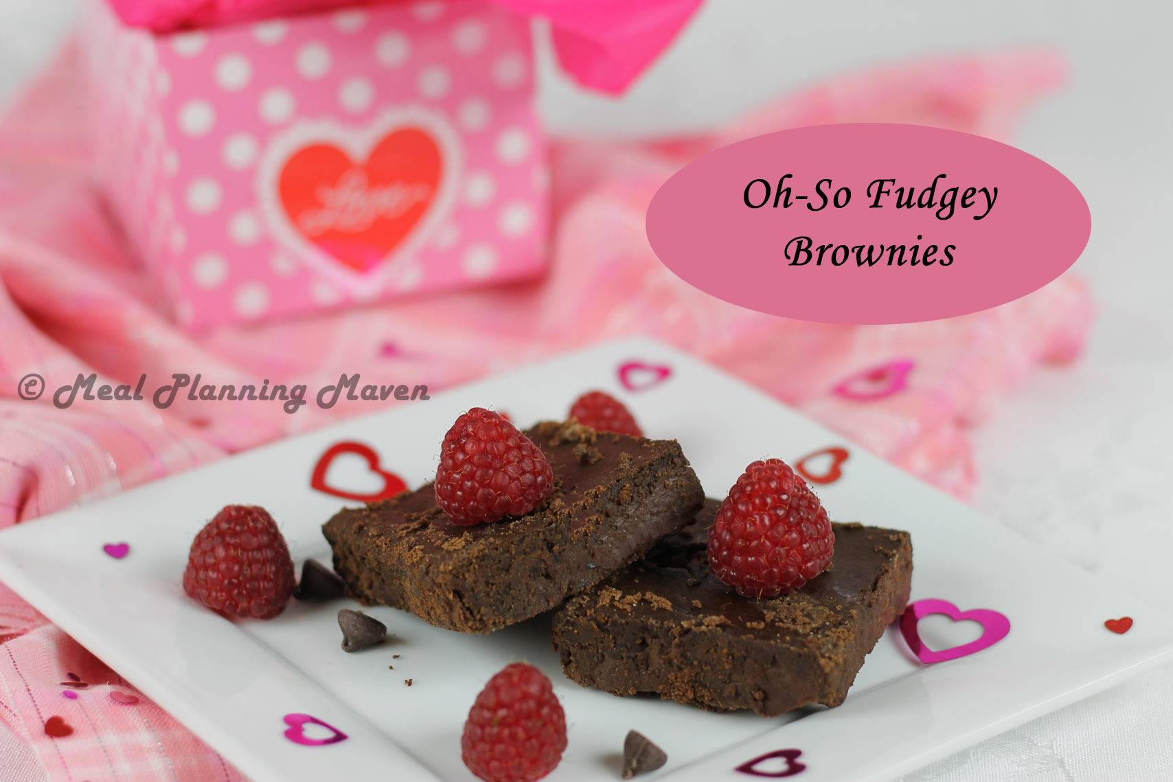 Oh-So-Fudgey Brownies