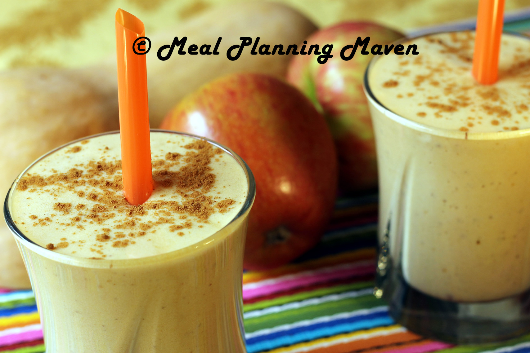 Butternut-Apple Smoothie