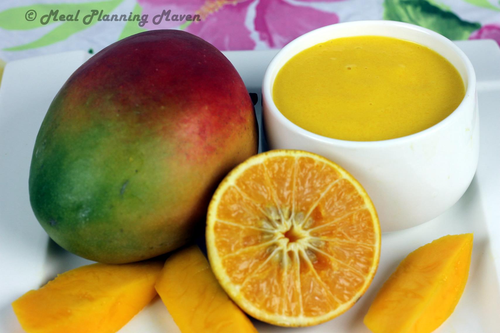 Mango-Tangerine Dressing