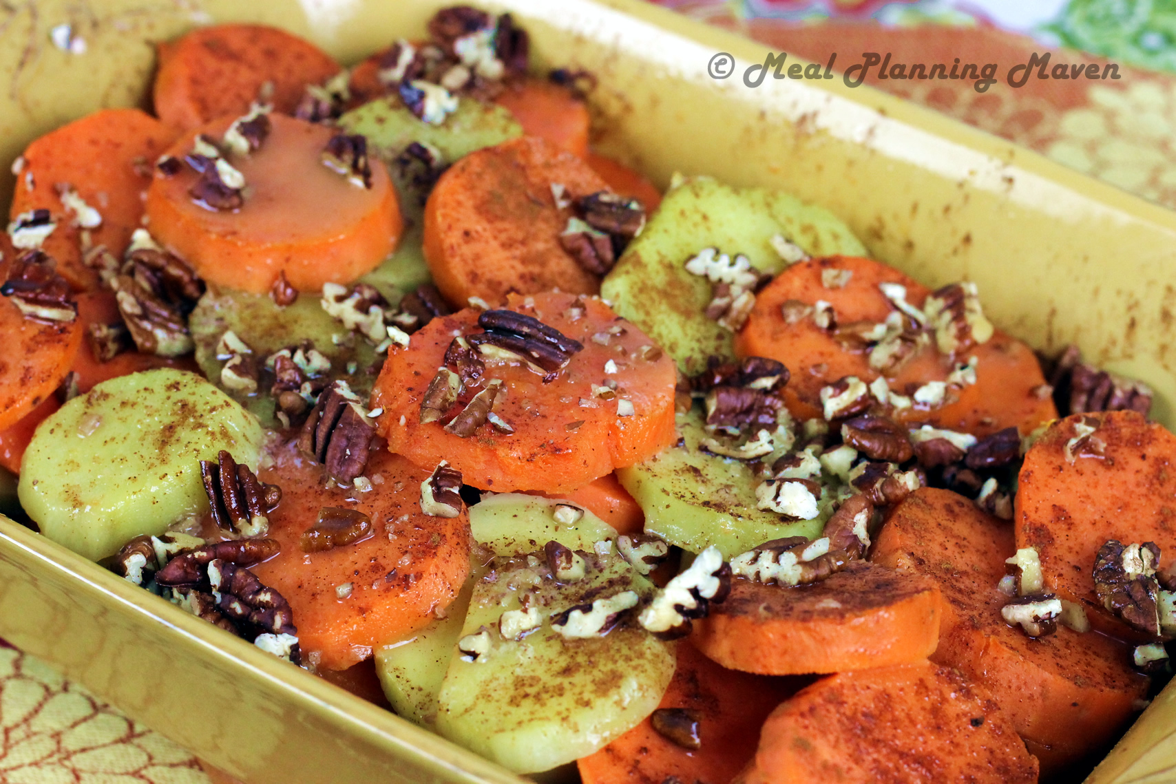 Pecan Sweet Potatoes