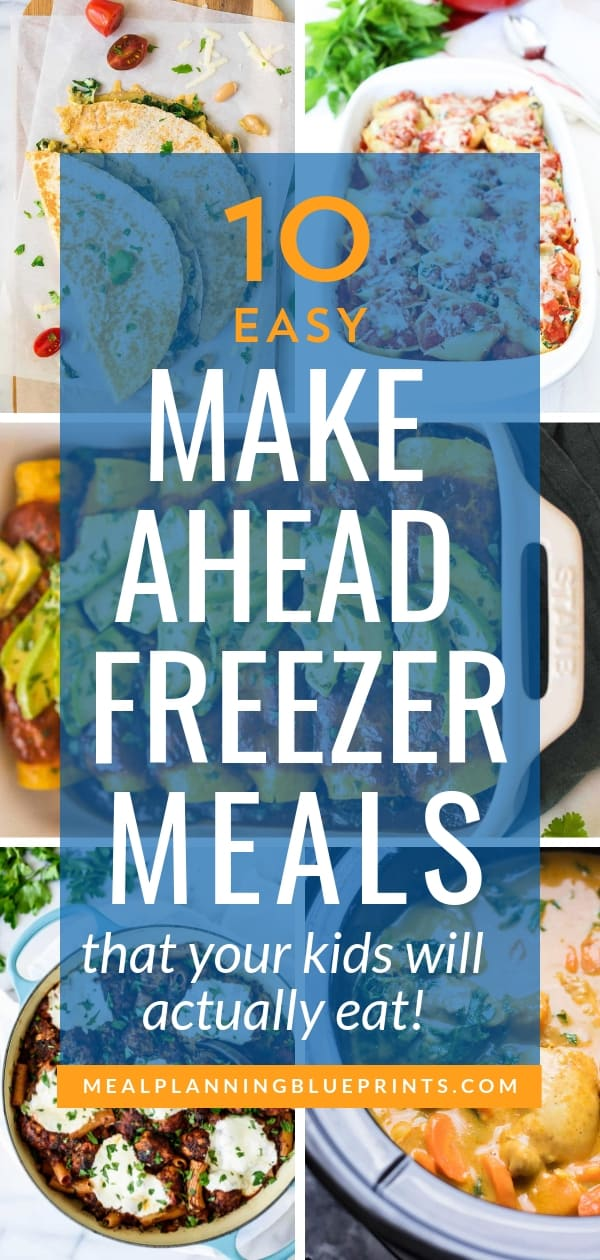 10 easy healthy freezer meals your kids will actually eat