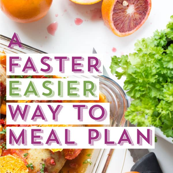 The Capsule Pantry: A Faster, Easier Way to Meal Plan