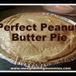 Dessert: Peanut Butter Pie
