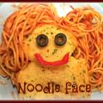 Messy Locks Pasta