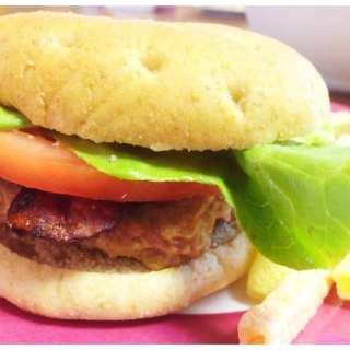 Monterey Jack Turkey Burgers