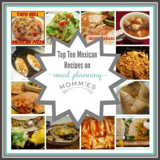 Mexican Inspired Foods you will LOVE!