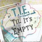 T.I.E. Food Week Pt. 1