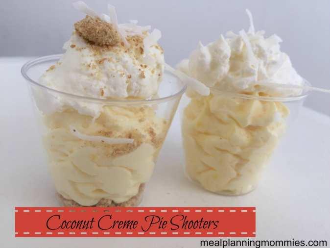 coconut cream pie shooters MPmommies