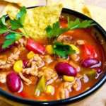 Slow Cooker Taco Soup – 4 WW FreeStyle Smart Points