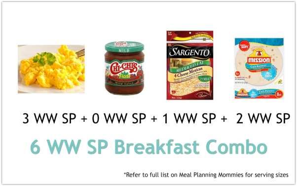 Breakfast combo 19