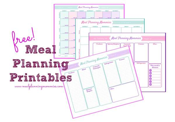 Meal Planning Mommies -