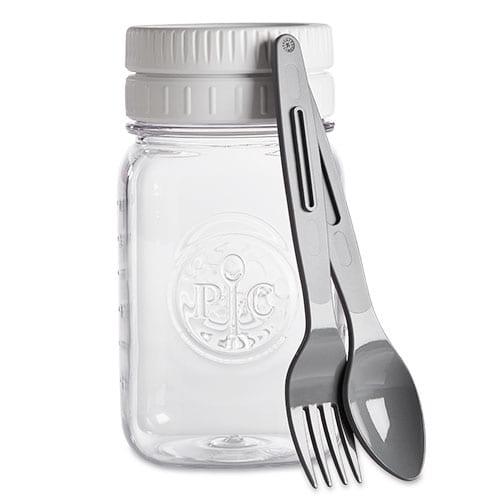 Pampered Chef make and take salad jar