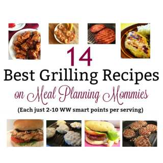 14 Weight Watcher Friendly Grilling Recipes You'll Love