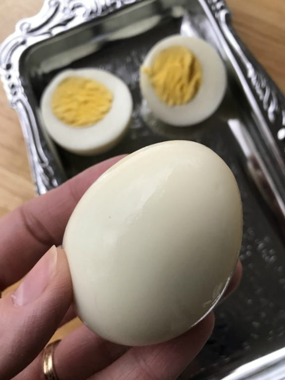How to hard boil perfect eggs in an Instant Pot or Air Fryer