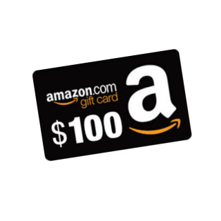 $100 Amazon gift card giveaway!!