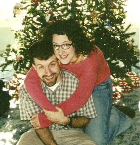 Scott Hughes, husband of Alisha Hughes on Meal Planning Mommies