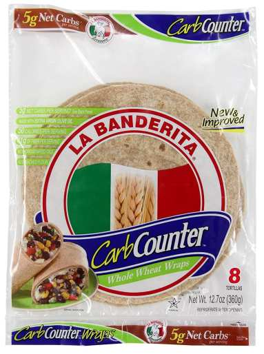 La Banderita tortillas that are low in Weight Watchers SmartPoints - Meal Planning Mommies