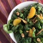 Crunchy Asian Mandarin Orange Salad