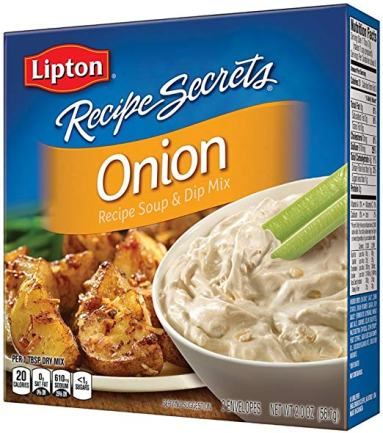 Use Lipton Onion Soup mix to make a delicious, quick and easy dinner that is low in Smart Points.