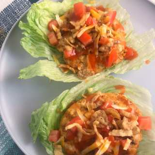 Catalina Taco Turkey Lettuce Wraps/Burgers