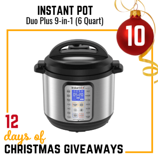 Duo Plus 9-in-1 (6-Quart) Instant Pot Giveaway